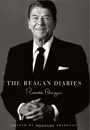 The Regan Diaries by Ronald Regan